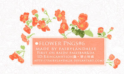 PNG FLOWERS by Fairylandalse