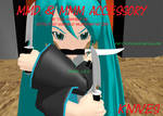 [MMD + M3 Accessory] Knife + DL