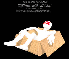 [MMD + M3 Newcomer] Corpse Box Racer + DL