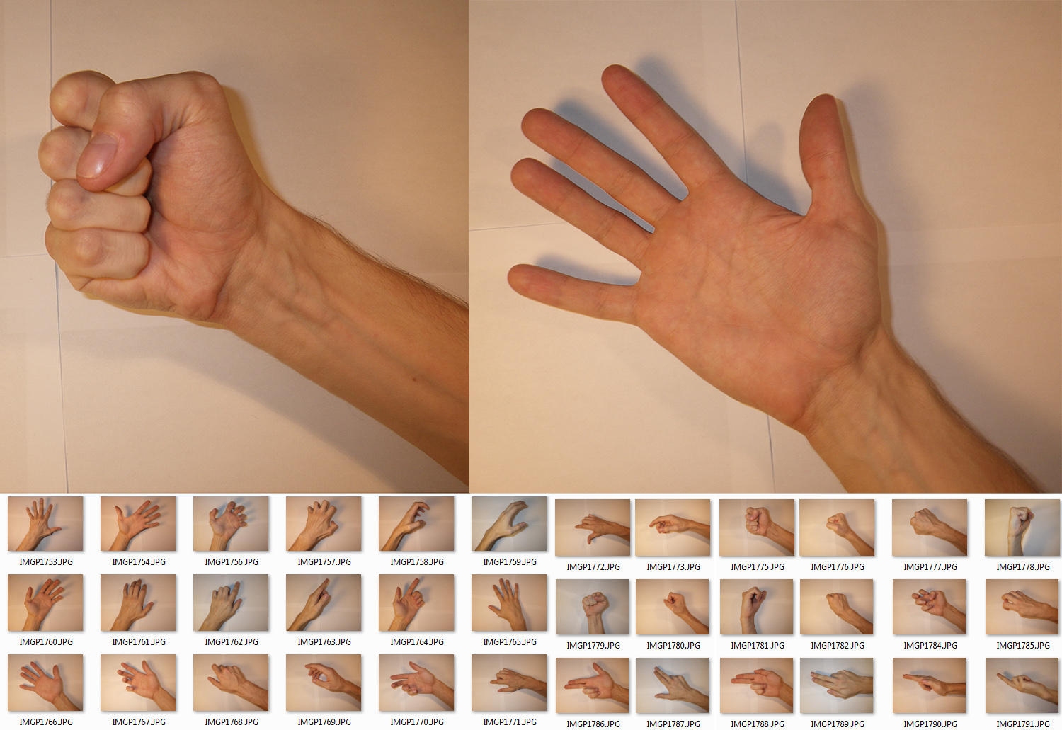Male!Hands 1 Stock by MostlyGuyStock
