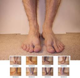 Feet 1 Stock
