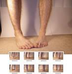Feet 7 Stock