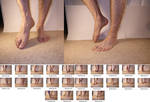 Feet 8 Stock