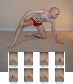 Crouching 6 [C]