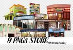 9PNGs Store by PyNAngel@DA