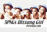 5PNGs Ulzzang Girl  by PyNAngel@DA