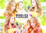 PSD Coloring #21