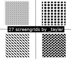 Icon sized screengrids by xxTaylerxx