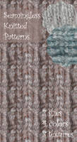 Seamingless Knitted Patterns