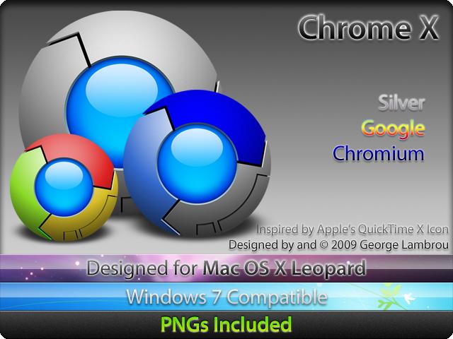 Google Chrome X by GCL721