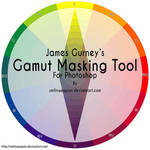 Gamut Mask Tool For Photoshop