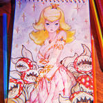 Peach Princess (GIF)