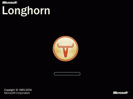 The begining of Longhorn