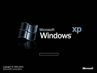 Windows XP Steel by Bash2cool