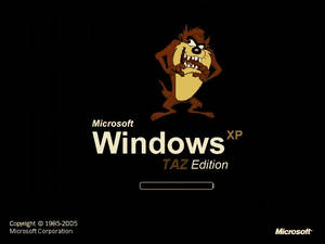 Windows XP TAZ Edition
