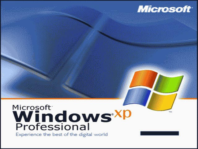 XP Professional by Bash2cool
