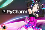MoeSplash - PyCharm Anime Splash Art