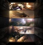 Ultimate Wallpaper Pack pt2 by AdamBurn