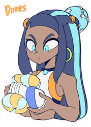 Nessa by Diives