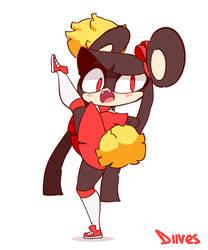 Cheerleader Zhima