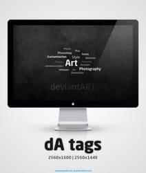 dA tags by BesQ