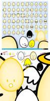 Egg Emoticons