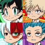 [FREE TO USE] Boku no Hero Academia Icons