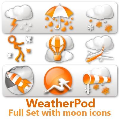 WeatherPod by sevensteps2heaven