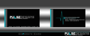 Business card by atomiccc