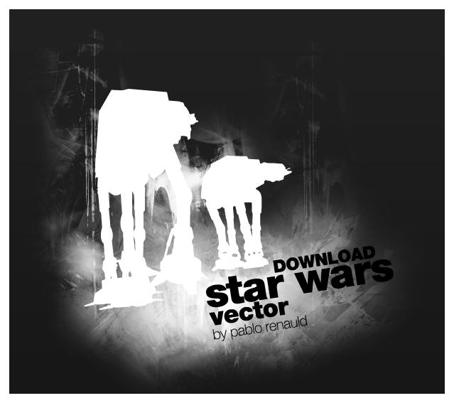Star Wars Vector by ~pablorenauld on deviantART