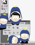 South Park Shimeji - Craig