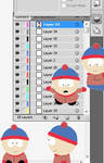 South Park Shimeji - Stan