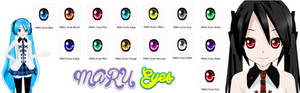 MARU Eyes by x-MiharuChan-x