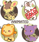 Cotton Babies Adopt Set 4: CLOSED by Xeohelios