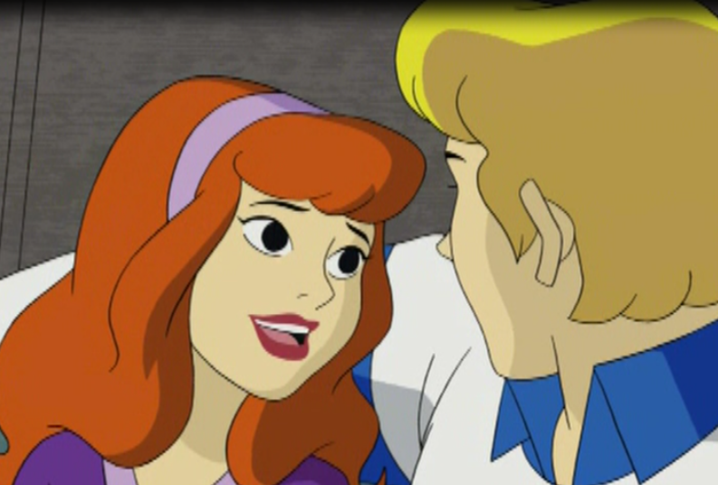 A scooby doo valentine extended ending by fraphneaddict1 - Daphne scoubidou ...