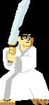 MUGEN: Samurai Jack TV Show version by Placemario