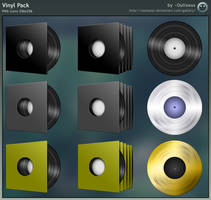 Vinyl Pack by Oulixeus