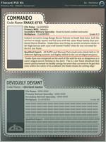 Filecard PSD Kit