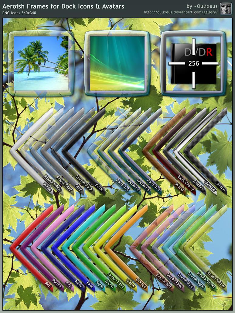 Aeroish Frames by Oulixeus