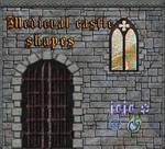 Medieval castle shapes