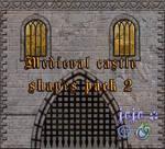 Medieval castle shapes pack 2