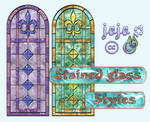 Stained glass Styles