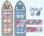 Stained glass Styles 1