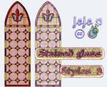 Stained glass Styles 2