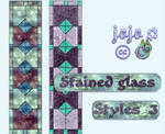 Stained glass Styles 3
