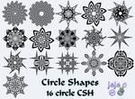 Circle Shapes