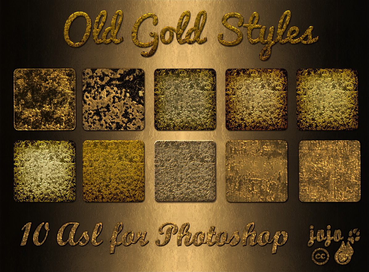 Old Gold Styles