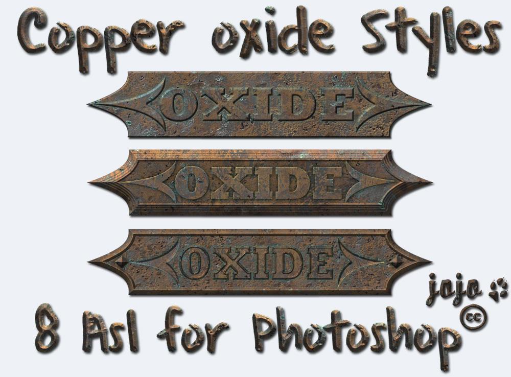Copper oxide  styles by jojo-ojoj