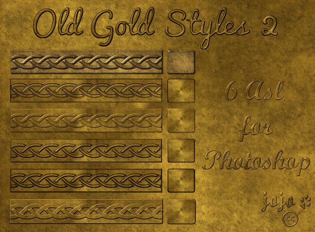Old gold styles 2 by jojo-ojoj