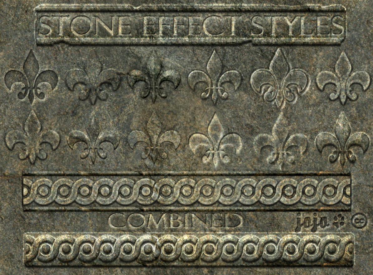 Stone effect styles by jojo ojoj on deviantart stone effect styles by jojo ojoj baditri Gallery